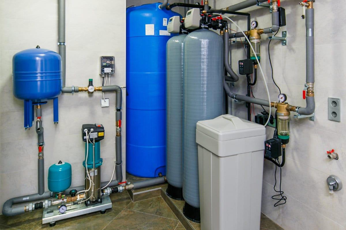 waterontharder installateur